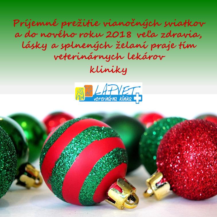 Vianočný pozdrav. Milí klienti a506c8badb4
